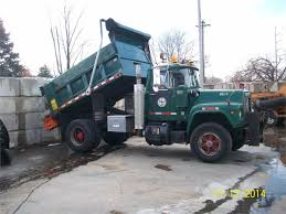 1989 Mack Dump Truck R690T Online Government Auctions Of Government ... 1949 Mack 75 Vintage Rare Smith Miller B Blue Diamond Hydraulic Dump Truck 2001 Ch613 Dump Truck Item J8675 Sold December 29 Used Rd 688 Certified Low Miles At More 2018 Mack Gu713 Dump Truck For Sale 540871 Rb688s Triple Axle 8114 Tandem Axles 1996 Cl713 For Sale Auction Or Lease Caledonia Ny Trucks Ready To Work Mctrucks 1985 R686st D2496 July 16 Con 1989 R690t Online Government Auctions Of