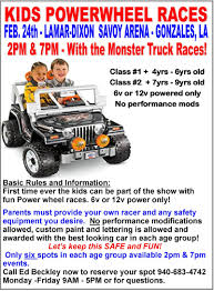 Cajun Nationals In Gonzales Saturday Feb 24th 2pm & 7pm ... Monster Jam Grave Digger 24volt Battery Powered Rideon Walmartcom Power Wheels Arctic Cat Restage Free Shipping Today Overstock 10 Best Cars For Boys Coloring 9f 12v Ebay Diaiz Modified Truck Fisher Price Gravedigger Wltoys A949 Off Road Big Electric Rc High Shredder 16 Scale Brushless 100 Show Macon Ga Xtermigator By Calypso1977 Kid Car Racing Playtime At The Park Giant Monster Bigger To Good Image Printables Jeep Hurricane Extreme 12 Volt Ride On Toysrus Fisherprice Hot 6volt Battypowered