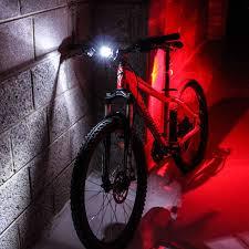 7dayshop LED Bike Light Set Front and Rear Silicone