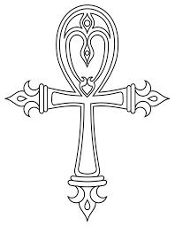 Ankh Cross Design By Morgenlanddeviantart On DeviantART