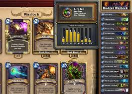 hearthstone features guide crafting and deckbuilding for the
