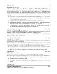 Qa Manager Resume Elegant 44 Re Mendations Finance Hd Wallpaper Of