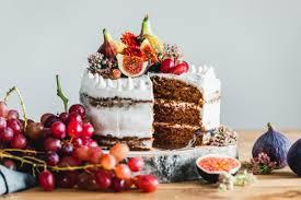 veganer cake mit haselnuss