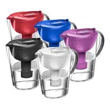 Brita Water Faucet Filter Troubleshooting by Brita Slim Water Filter Pitcher 5 Cup Walmart Com