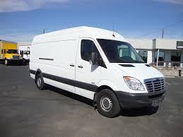 100 Used Fedex Trucks For Sale SPRINTER 2500 Cargo Vans