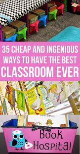 Cheap Books For Decoration by 35 Cheap And Ingenious Ways To Have The Best Classroom Ever