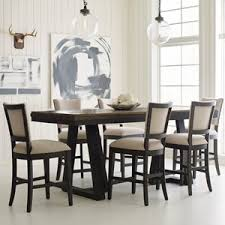 Kincaid Furniture Plank Road 7 Pc Counter Height Dining Set