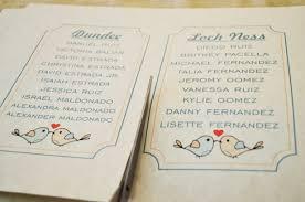 diy wedding seating chart mishmash e