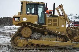 d4 cat dozer caterpillar dozers track maintenance maintenance of way