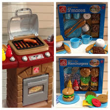 Step2 Kitchens U0026 Play Food by Step2 Fixin Fun Outdoor Grill And Stack U0027n Stay Sets Step2 Blog