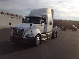 USED 2011 INTERNATIONAL PROSTAR TANDEM AXLE SLEEPER FOR SALE IN KY #1124