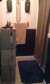 Primitive Bathroom Design Ideas by 140 Best Primitive Bathrooms Images On Pinterest Home Room And