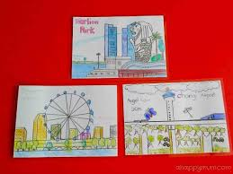 Image Result For Singapore National Day Craft Ideas