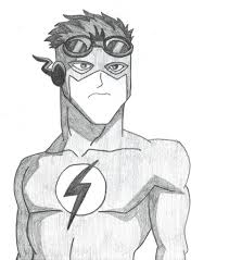 Young Justice Kid Flash By MMCreations On DeviantArt