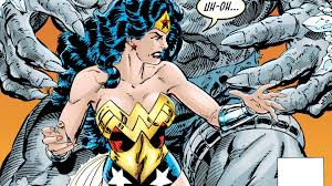 The Cover Of Wonder Woman By John Byrne Book 1