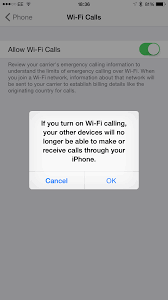 EE Wi Fi calling for iPhone disables Continuity here s how to