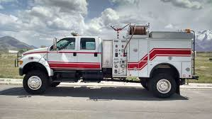 2005 Ford F- 750 Fire Truck 4×4 | Rtrucks