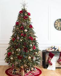 BH Noble Fir Artificial Christmas Tree By Balsam Hill