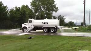 Niece 4,000 Gallon Peterbilt Water Truck Spray Test - YouTube Sfpropelled Potable Water Truck With Lift Platform For Future Services Water Trucks Archives Uerground Truck Abc Dust Howo H5 Tanker Powertrac Building A Better Water Trucks Tj Paving Ltd 2011 Freightliner Scadia For Sale 2764 Abolut Elyx Gorilla Fabrication Trucks In Action Youtube 2006 Mack Cv713 Truck Vinsn1m2ag11y26m031712 Diesel Big Rock Hauling Service Stock Photos Royalty Free Pictures
