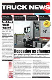 Truck News September 2016 By Annex-Newcom LP - Issuu