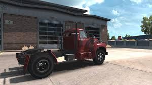 100 Old Mack Trucks B 61 MTG V10 131x Mod American Truck Simulator Mod