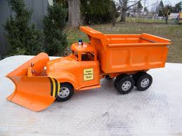 100 Big Toy Dump Truck Custo M 1957 Tonka Tandem Axle Dump Truck The Dump Truck Is The