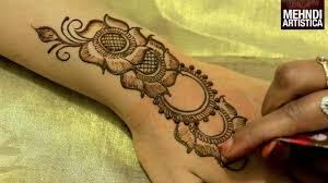 Hatho Ki Arabic Henna Mehndi Design Beautiful Unique Easy Mehendi