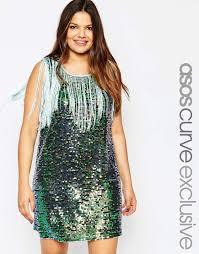 images of asos sequin dress blueivycarterfashionnyc