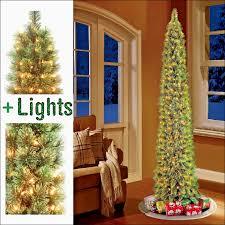 7ft Slim Led Christmas Tree by Christmas 7 Ft Pre Lit Christmas Tree Amazing 7ft Slimline