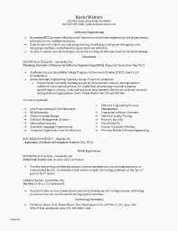 Resume Examples For Maintenance Jobs Luxury Writing New Rn Sample Unique A