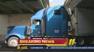 Truck Stuck Under Durham Bridge | Abc11.com Truck Stuck Grahams Island Heavy Recovery Stuck In Mud Excavator Gets Rock Bouncer Ride Goes Sour Rtm Needs Tow Nbc 7 San Diego Truckload Of Chicken Under Main Street Railroad Bridge In Underneath East Cleveland Truck Photos Diagrams Topos Summitpost The Metaphor The A True Story Family Before Qfm96 Almost Got Mud Furry Amino Closes Eastbound I64 Dtown St Louis Fox2nowcom