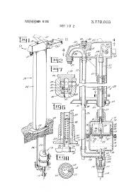 Frost Proof Faucet Stem by Patent Us3770003 Frostproof Hydrant Google Patents