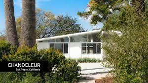 100 Midcentury Modern Architecture California MidCentury 134 Chandeleur Edward Fickett San Pedro CA