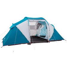 toile de tente 4 chambres quechua tente de cing familiale arpenaz family 4 2 4