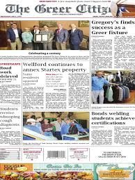 Greer Citizen E-Edition 5.9.18 | Leisure