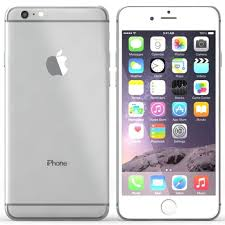 Pre Owned iPhone 6 128GB White Silver Unlocked
