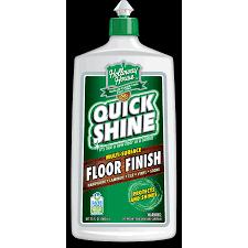 Pledge Floor Care Finish Canada by Quick Shine Floor Finish 27 Fl Oz Walmart Com