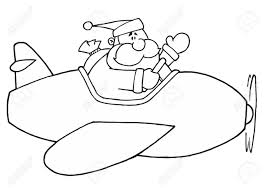 Plane Outline Drawing At Getdrawings Free For Personal Use Dedans
