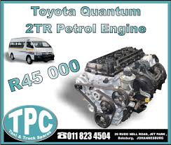 Toyota Quantum 2TR Petrol Engine - USED - New And Used Replacement ... Covers Truck Bed Cover Replacement Parts Lebra Ford Brisbaneford Bookford Playmobil Valvoline Race 182850929806 Knaack Inlad Van Company Contact Us And All Filters Hino Isuzu Fuso Mitsubishi Sr Blog Archive Offers You Everything You Need Dodge Cross Referencedodge Diagram Best Chevrolet Accsories Chevy And Accsiesford Australiaford Theres Not Much Difference Between 197387 C10 Interiors