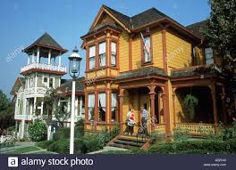 100 Victorian Property Traditional Houses Originally Built In 1887 And Relocated