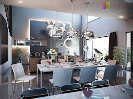 Modern Dining Room Interior Designs