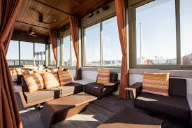 SoMa's Newest Hotel Bar Offers An Afternoon Of Rooftop Drinking ... Best Rooftop Bars In Chicago Travel Leisure Americas Rooftop Restaurants And Bars New Years Eve At Proof Lounge 2014 Youtube Bar The Tremont House A Wyndham Grand Hotel Oystercom Del Friscos Grille Houston Tx Restaurants To Try Pinterest 18 Great Spots For Outdoor Eating Drking Grill On Calhoun Weddings Event Space Calhouns Amazing Views Await You Bar Home Boheme Dallas