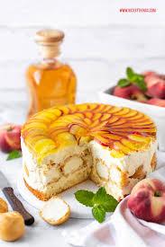 windbeutel torte rezept mit weinbergpfirsichen nicest things