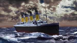 Titanic Sinking Animation National Geographic by Remembering The Titanic