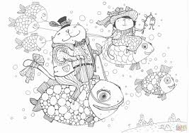 Coloring Pages On Ipad 2019 Free Christmas Kitten