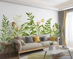 fototapete grün wohnzimmer und tapete nr dec 14801 uwalls de