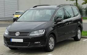 Volkswagen Sharan — Вікіпедія