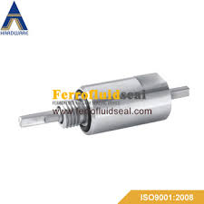 shaft mechanical seal components for vacuum furnace ferrofluid