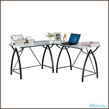 Glass L Shaped Desk Office Depot by Highest Rated Glass L Shaped Desk Office Depot U2039 Htpcworks Com