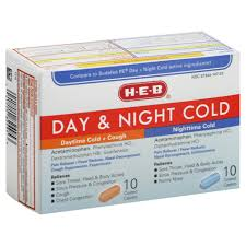 Pumpkin Seed Prostate Congestion by H U2011e U2011b Day U0026 Night Cold Daytime Cold Cough Nighttime Cold Coated